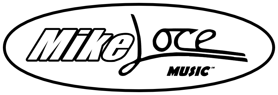 Mike Loce Music UNDER CONSTRUCTION, but open for business!